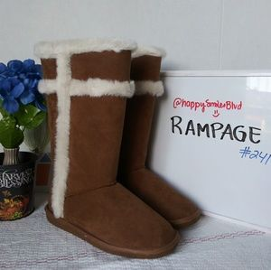 Rampage Puffen Boots Size 7